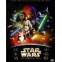 Guerra Nas Estrelas - Star Wars - A Saga Completa E Extras