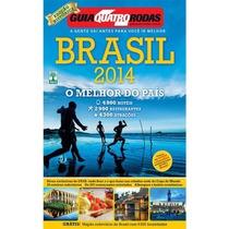 Guia Brasil 2014 + Mapão Da Quatro Rodas