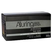 Alluring Pó Descolorante Selecta Premium 300g - 6 Caixas