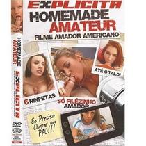 Kit Dvds Explicita - 05 Dvds Pornos