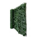 Muro Inglês Artificial - Vertical Folha De Ficus 2x1 Metros