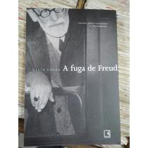 Livro A Fuga De Freud