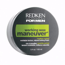 Redken For Men Working Wax Cera Maneuver - 100ml