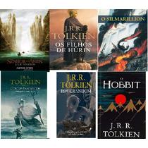 Kit Senhor Dos Anéis: 6 Livros