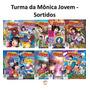Coleção Com 6 Turma Da Mônica Jovem - Variados Original