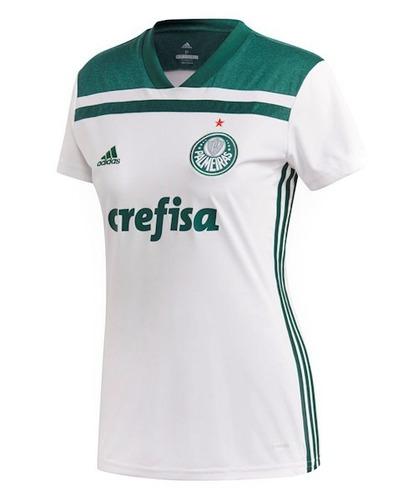 3444574ffe Camisa Do Palmeiras Feminina 2018 Oficial - Mega Promoção. R  119.99
