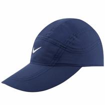 Boné Nike Drifit Spiros Azul Marinho Dois Lados