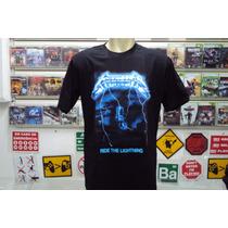 Camisa Ou Camiseta Metallica