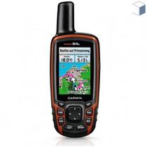 Imperdível Gps Garmin Gpsmap 64s Bluetooth 12x Sem Juros