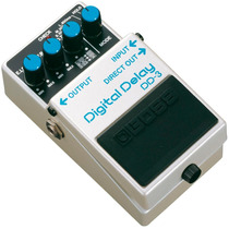 Pedal Para Guitarra Boss, Digital Delay Dd-3