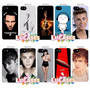 Capa Capinha One Direction Justin Bieber Iphone 4/4s/5/5s/5c