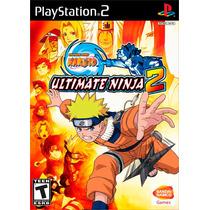 Patch Naruto Shippuden Ultimate Ninja 2 Ps2 Frete Gratis
