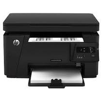Impressora Multifuncional Hp M125a Nova Lacrada 127v
