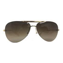Óculos De Sol Talento 3623 C4 Dourado Aviador Lentes Marrom