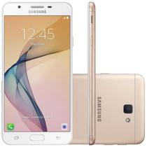 Celular Samsung Galaxy J7 Prime Dourado 12x Sem Juros