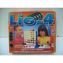 Brinquedos Antigos Estrela Jogo Lig-4 Anos 80