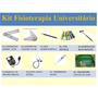 Kit Goniômetros Fisioterapia Universitário