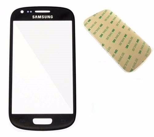 Tela Vidro Samsung Galaxy S3 Mini Gt-i8190 Touch + Adesivo