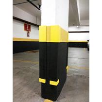 Protetor De Impacto/cantoneira Coluna Garagem Adesivado 10mm