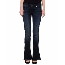 Autentico Jeans 7 For All Mankind Kaylie Slim&sexy Boot