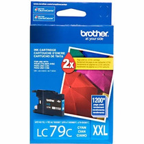 Cartucho Brother Azul Lc79c Mfc J6510dw / J6710dw / J6910dw
