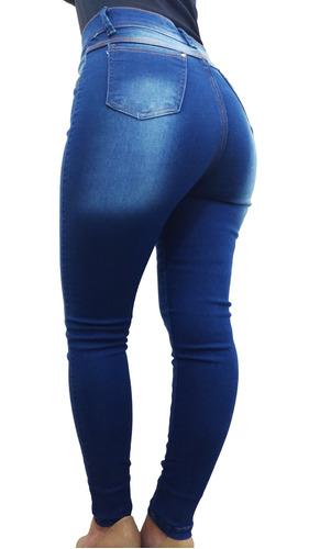 a341fb5e9 Calca Jeans Cintura Alta Hot Pants