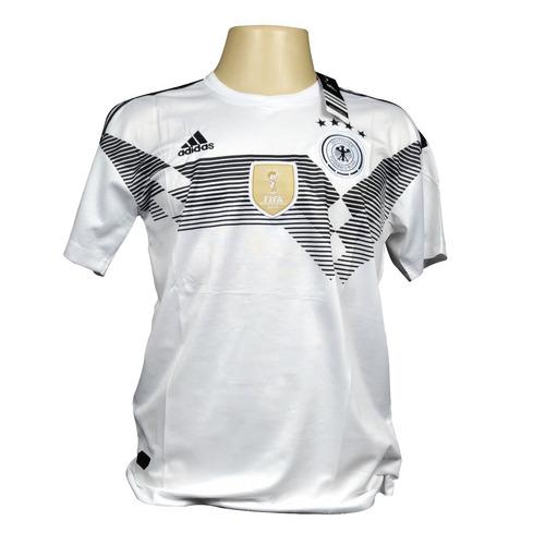 26c704346d Camisa Alemanha adidas Titular Copa 2018 - R  139 en Melinterest