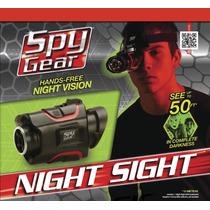 Spy Gear Visao Noturna Com Suporte Para Cabeca