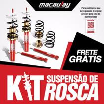 Suspensão Rosca Regulável Macaulay Oficial - Novo Uno
