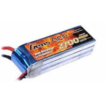 Bateria Lipo Gens Ace 2700mah 3s 11.1v 25c Xt60 P/ Phantom