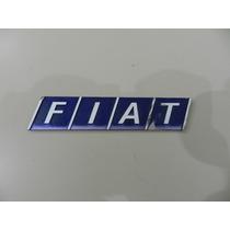 Emblema Traseiro Original Fiat Em Metal Tempra Tipo Sw Wagon