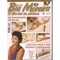 Bia Moreira - O Bia-bá Da Pintura Ano 2 Nº 8 Com Riscos