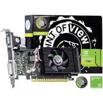 Placa De Video Geforce Nvidia Gt730 2gb Sddr3 - 128 Bits -