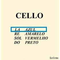 Corda La Avulsa - Mauro Calixto P / Violoncello (cello)
