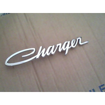 Emblema Lateral Charger Novo E Original