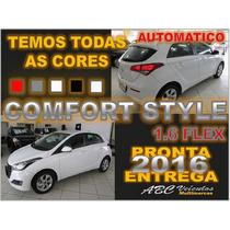 Hb20 Comfort Style 1.6 Automatico 16/16 Pronta Entrega