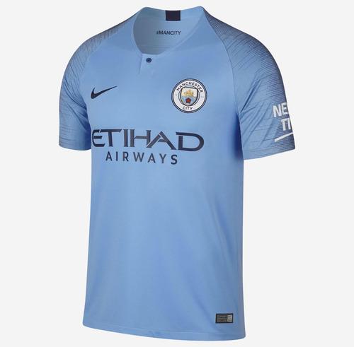 Camisa Manchester City Nike 18 19 (original) S n 4cea39c69fbc0