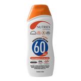 Protetor Solar Fps 60 120 Ml 1/3 Uva Nutriex