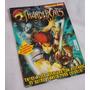 Revista Para Colorir Thundercats Ano 1 Número 1 Original