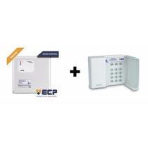 Kit Central Cerca Elétrica Shock Control Ecp + Discadora