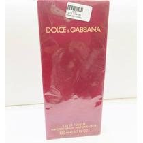 Perfume Dolce E Gabbana 100ml (original) Promocao