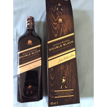 Wisky Johnnie Walker Double Black Label