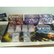 Yugioh! Mega Pack Lote Com 100 Cartas Originais Em Inglês