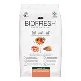 Ração Biofresh Super Premium Cachorro Adulto Raça Mini/pequena Carne/frutas/vegetais 1kg
