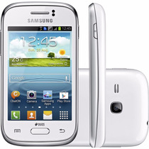 Galaxy Young Plus S6293 Dual Chip, Android Vitrine