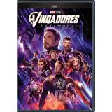 Vingadores - Ultimato - Dvd