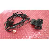 Cabo De Força C/chave Liga /deliga Tv Semp Toshiba Lc4046fda