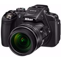 Câmera Nikon P-610 16.0 Hdmi Wifi Cartão 32gbc/10+bolsa+trip
