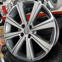 Rodas Peugeot Roland-garros Aro 18 - 4 Furos - Novas