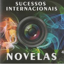 Cd Sucessos Internacionais De Novelas 4
